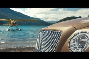 Bentley Bentayga - SUV